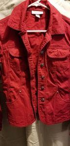 Size s jean jacket